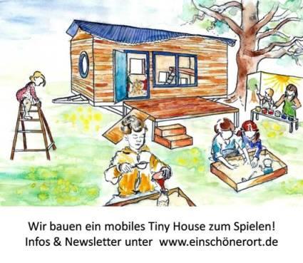 Ein Tiny-House zum Spielen