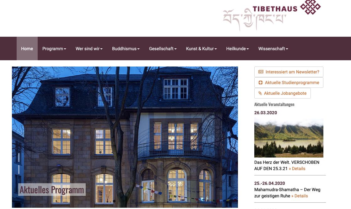 Achtsame Geburtsvorbereitung im Tibethaus in Frankfurt/M